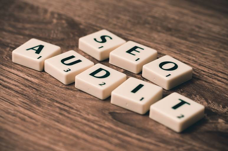 seo audit feature